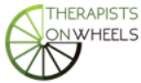 Therapists on wheels logo